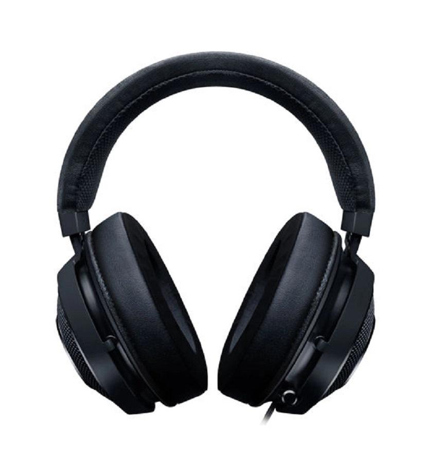 Headset Gamer Razer Kraken Black Multiplataforma