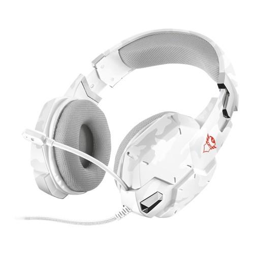 Headset Gamer Trust Branco GTX 322 Carus PS4/XONE/SWITCH