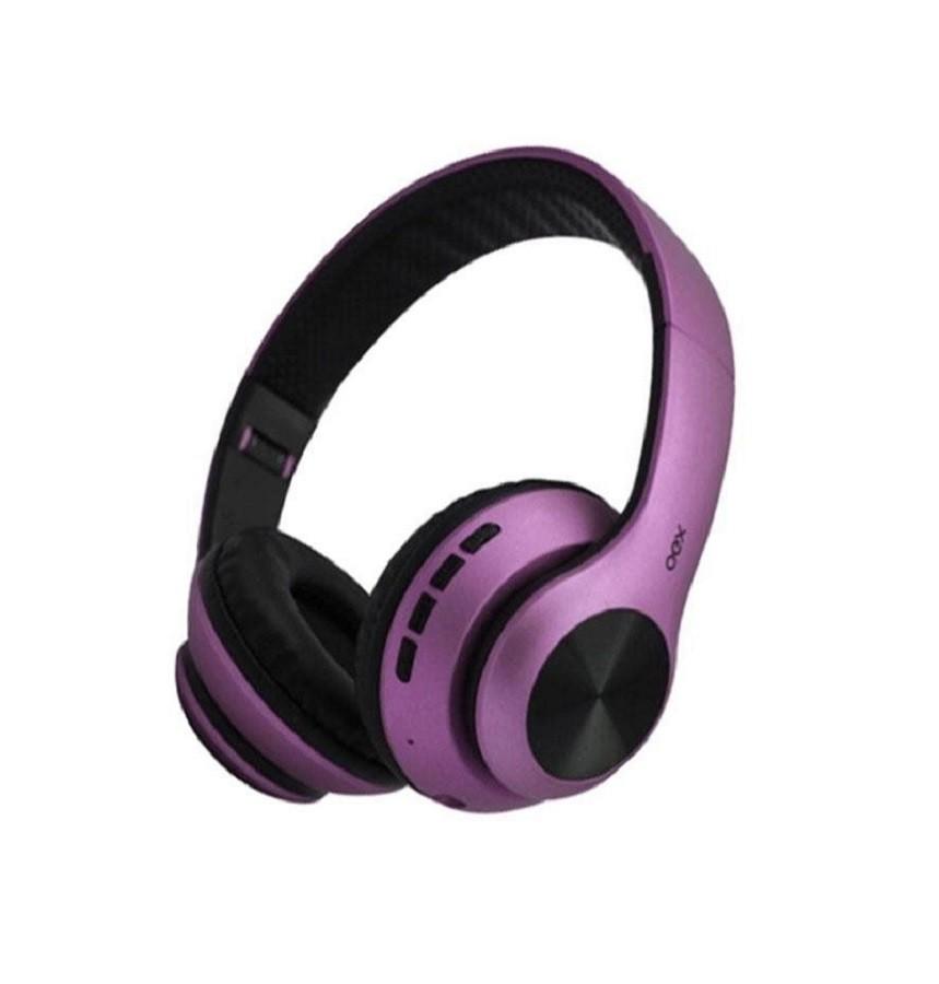 Headset Glam  Blutethooh Roxo