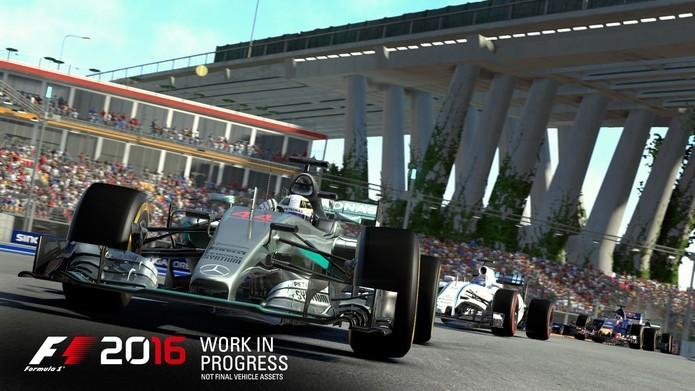 Jogo F1 2016  Edição Limitada - Xbox one