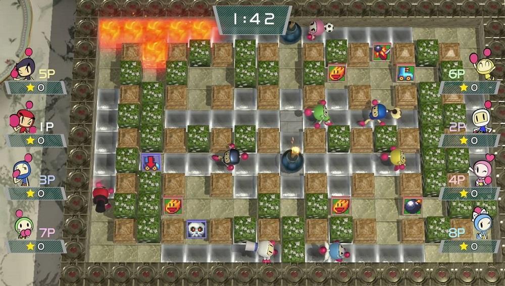 Jogo Kon Nintendo Switch Super Bomberman