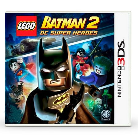 Jogo Nintendo 3DS Lego Batman 2: DC Super Heroes