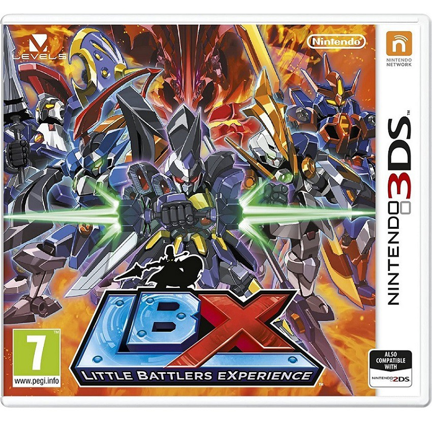 Jogo Nintendo 3DS Little Battlers Experience