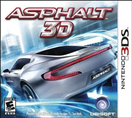Jogo Nintendo 3DS Usado Asphalt 3D: Nitro Racing