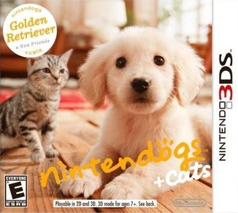 Jogo Nintendo 3DS Usado PETZ Fantasy 3D