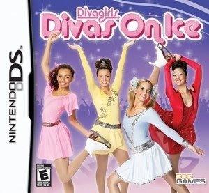 Jogo Nintendo DS Diva Girls: Divas On Ice