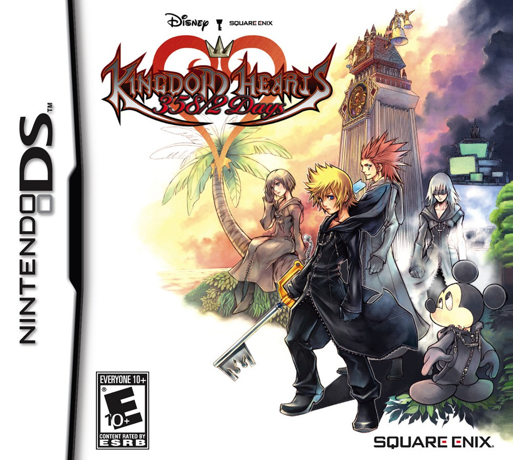 Jogo Nintendo DS Usado Kingdom Hearts: 358/2 Days