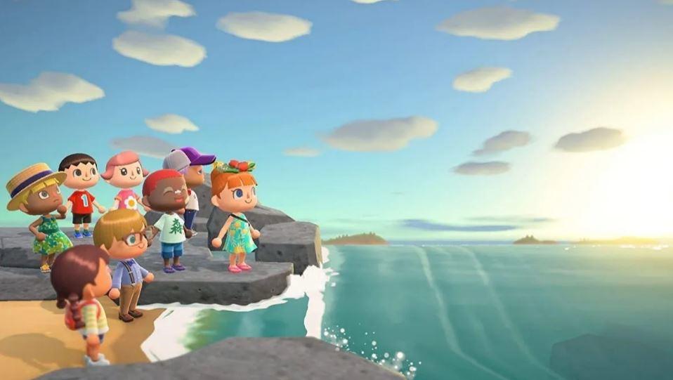 Jogo Nintendo Switch Animal Crossing New Horizons