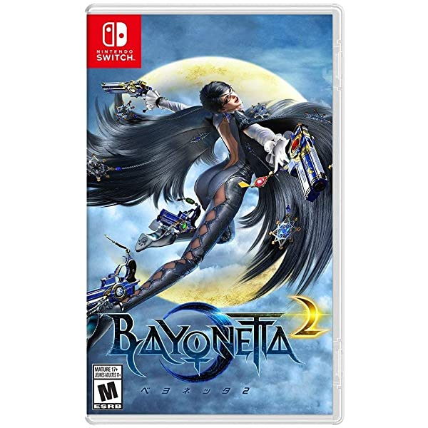 Jogo Nintendo Switch Bayonetta 2 Physical
