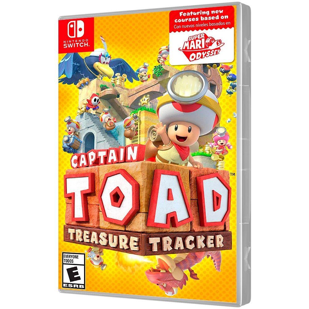 Jogo Nintendo Switch Captain Toad