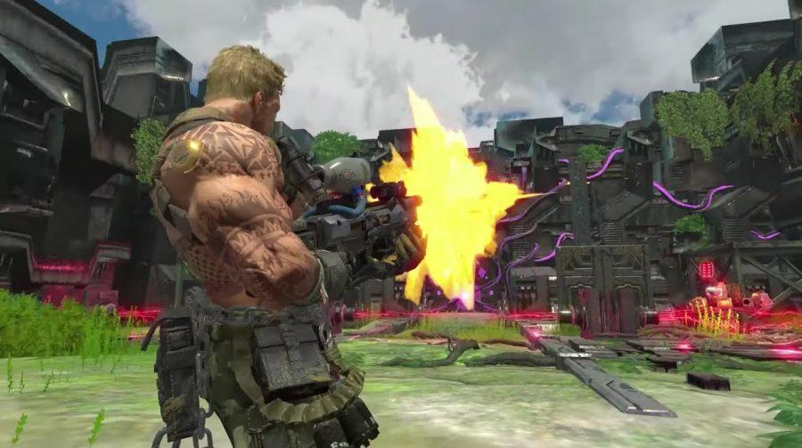 Jogo Nintendo Switch Contra Rogue Corps