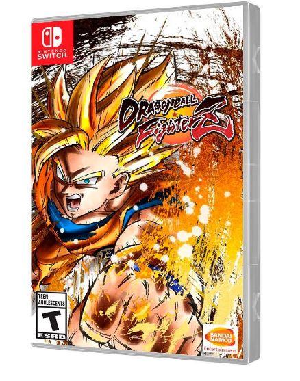 Jogo Nintendo Switch Dragon Ball Fighterz