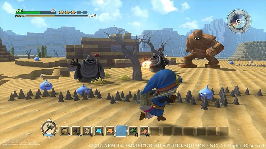 Jogo Nintendo Switch Dragon Quest Builders
