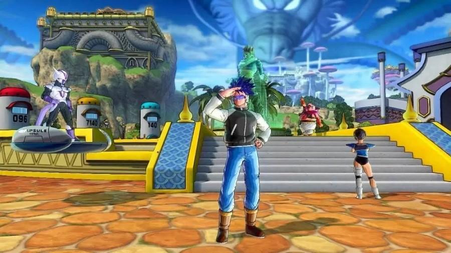 Jogo Nintendo Switch Dragonbal Xenoverse 2