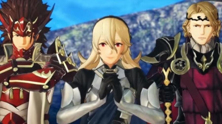 Jogo Nintendo Switch Fire Emblem Warriors