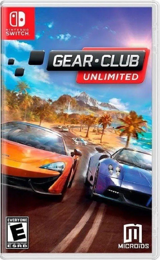 Jogo Nintendo Switch Gear Club Unlimited