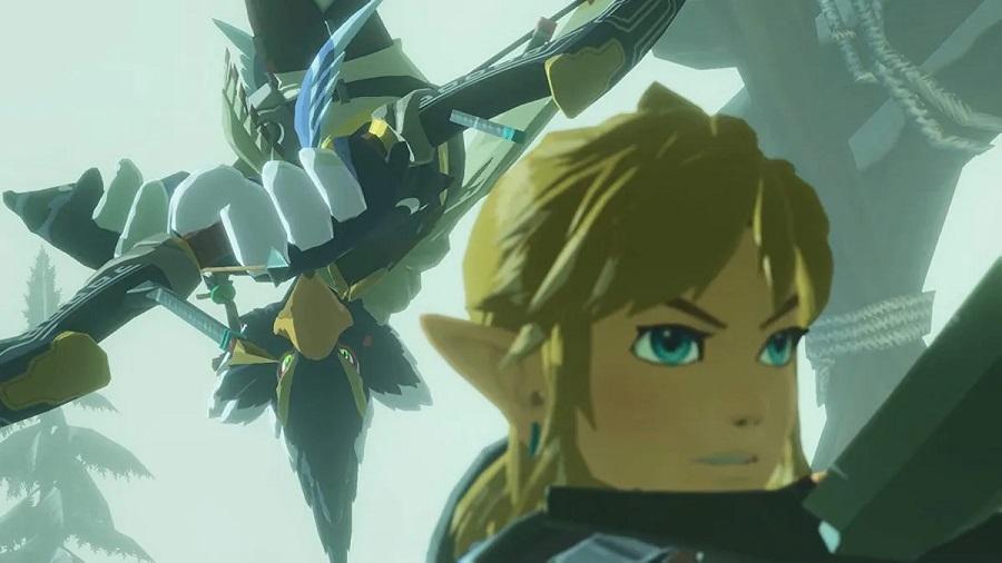 Jogo Nintendo Switch Hyrule Warriors: Age of Calamity