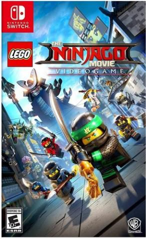Jogo Nintendo Switch Lego Ninjago
