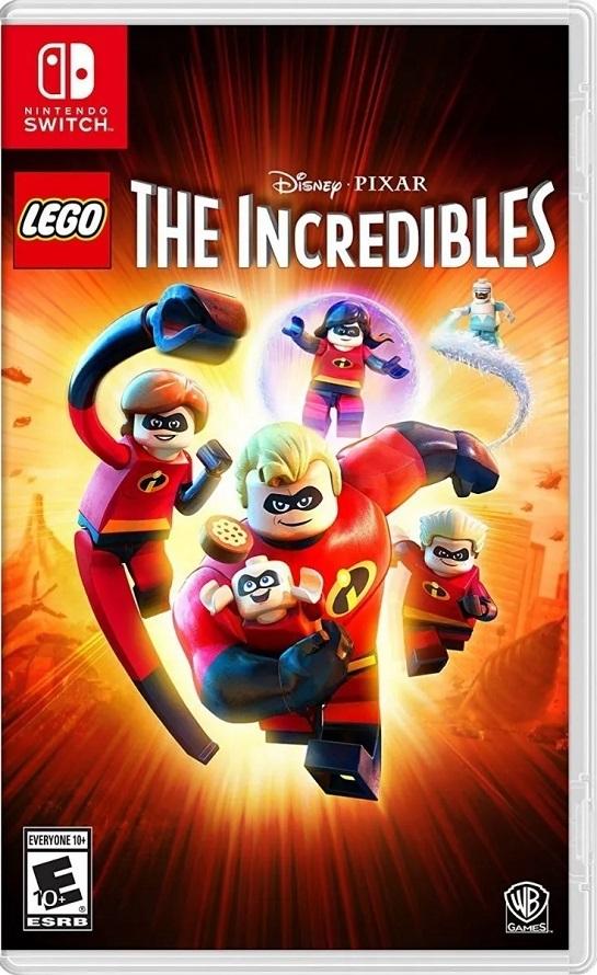 Jogo Nintendo Switch Lego The Incredibles