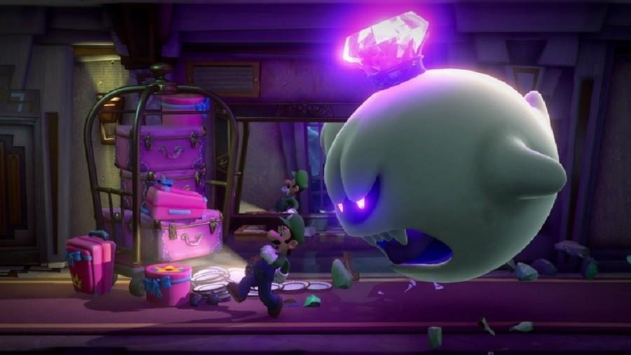 Jogo Nintendo Switch Luigi's Mansion 3