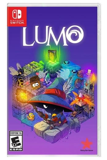 Jogo Nintendo Switch Lumo