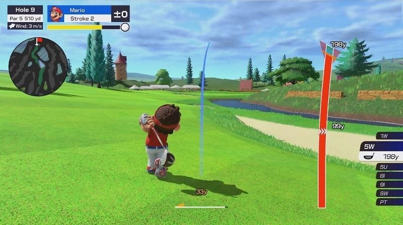 Jogo Nintendo Switch Mario Golf Super Rush