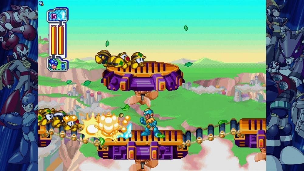 Jogo Nintendo Switch Mega Man Legacy Collection 1 + 2