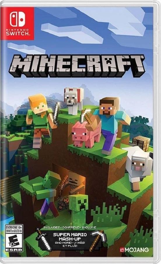Jogo Nintendo Switch Minecraft