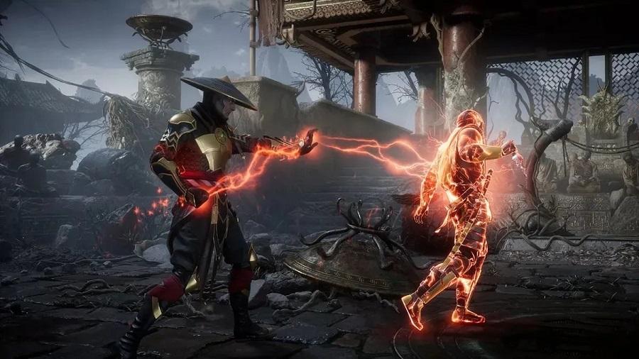 Jogo Nintendo Switch Mortal Kombat 11