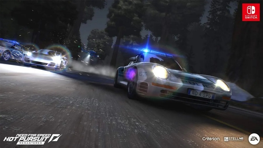 Jogo Nintendo Switch Need for Speed: Hot Pursuit Remastered