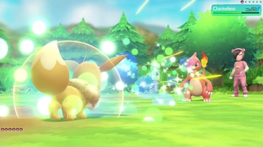 Jogo Nintendo Switch Pokémon: Let's Go, Eevee!