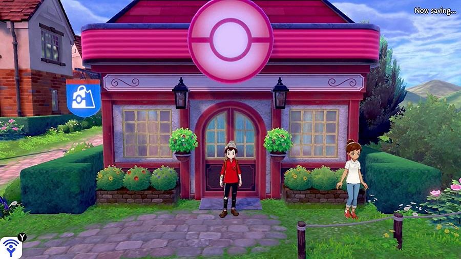 Jogo Nintendo Switch Pokemon Shield