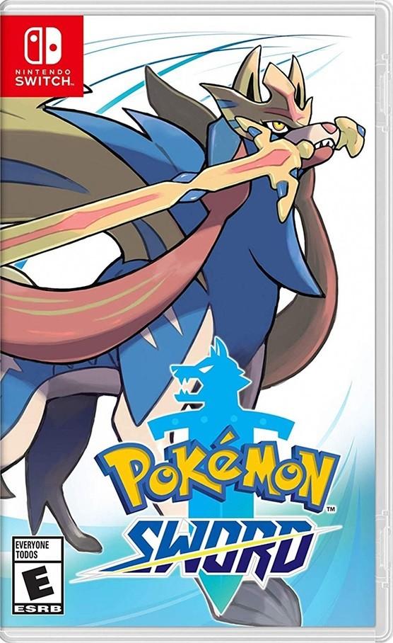 Jogo Nintendo Switch Pokemon Sword