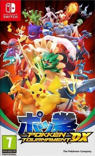 Jogo Nintendo Switch Pokkén Tournament Dx