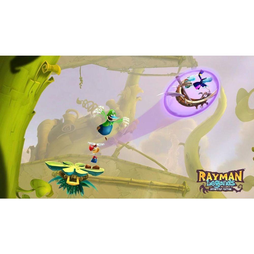 Jogo Nintendo Switch Rayman Legends Trilingual