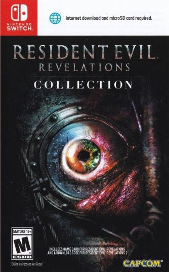 Jogo Nintendo Switch Resident Evil Revelations Collection