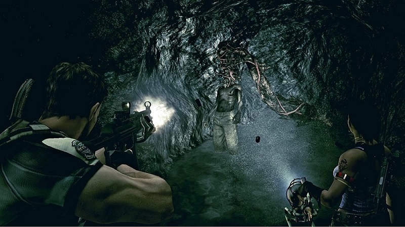 Jogo Nintendo Switch Resident Evil Triple Pack