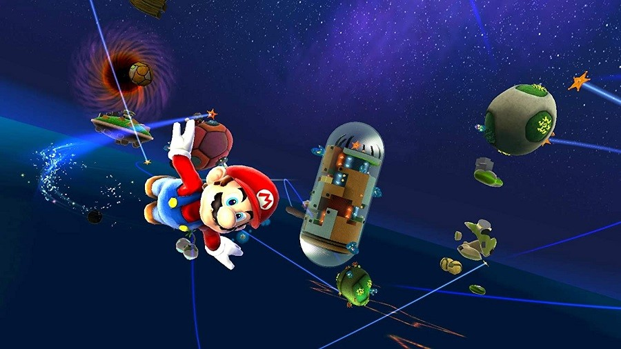 Jogo Nintendo Switch Super Mario 3D All Stars