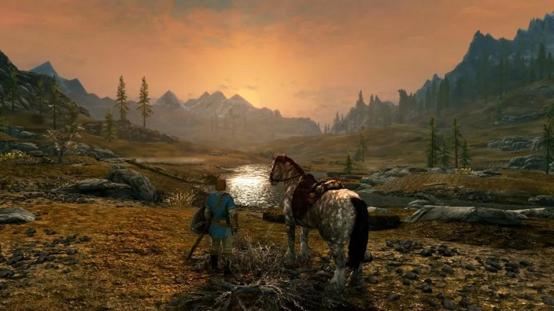 Jogo Nintendo Switch The Elder Scrolls V Skyrim