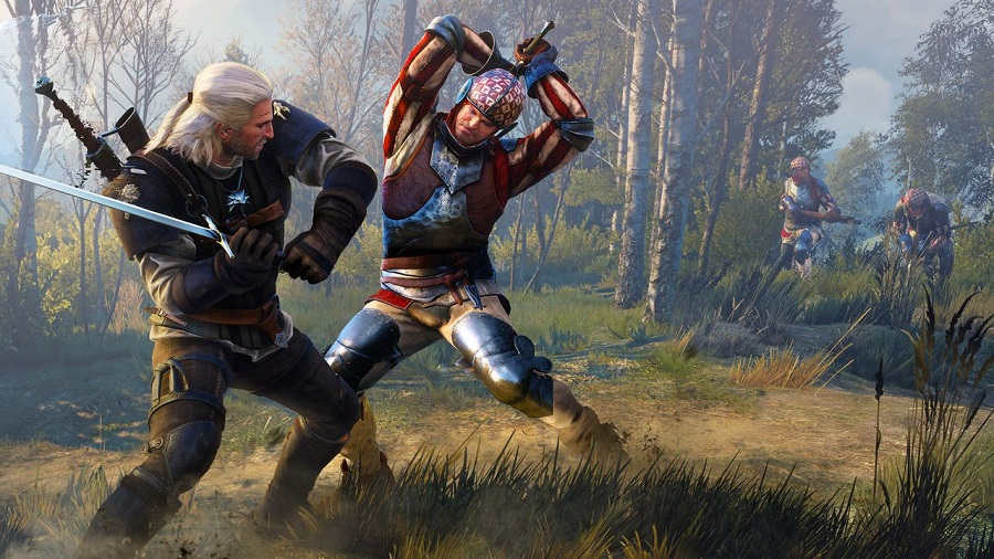Jogo Nintendo Switch The Witcher 3 Complete Edition