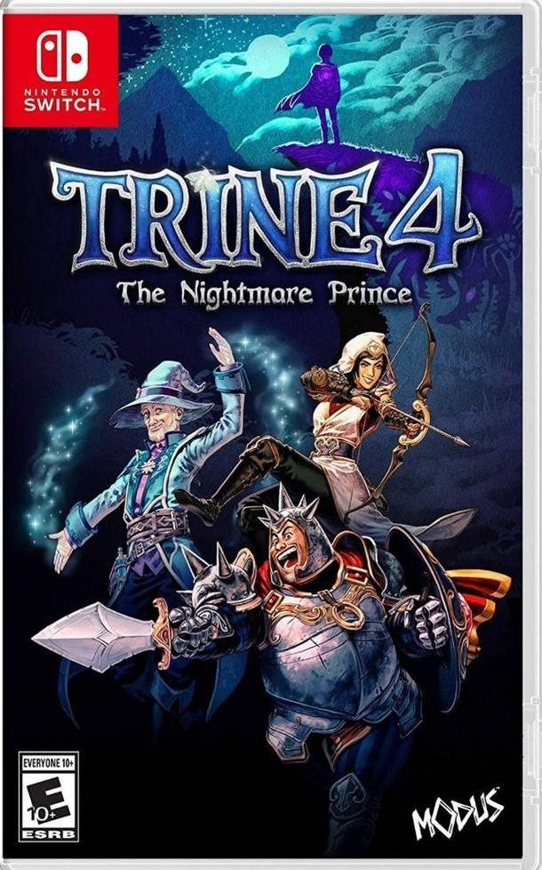 Jogo Nintendo Switch Trine 4 The Nightmare Prince