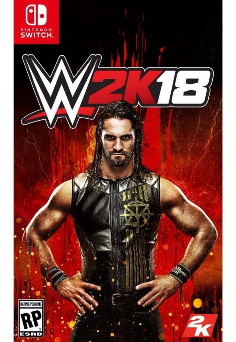 Jogo Nintendo Switch WWE 2k18