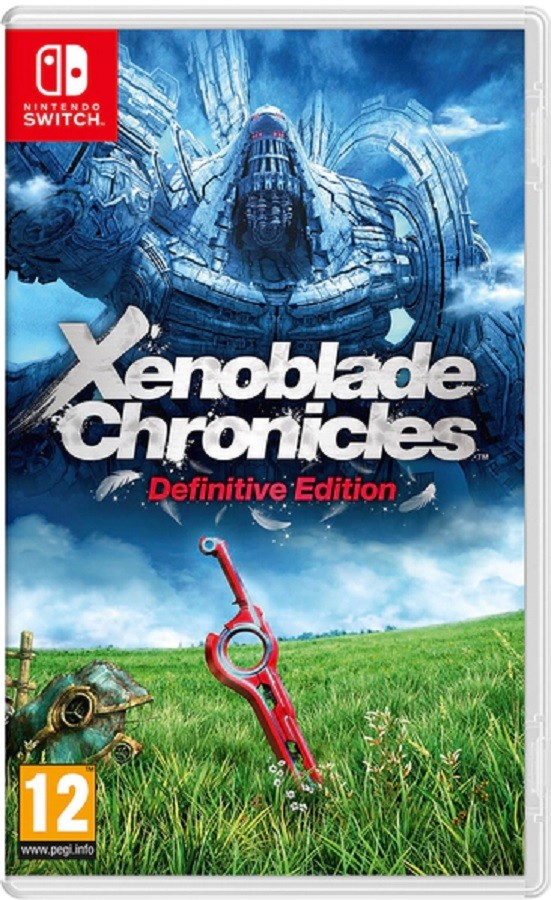 Jogo Nintendo Switch Xenoblade Chronicles: Definitive Edition