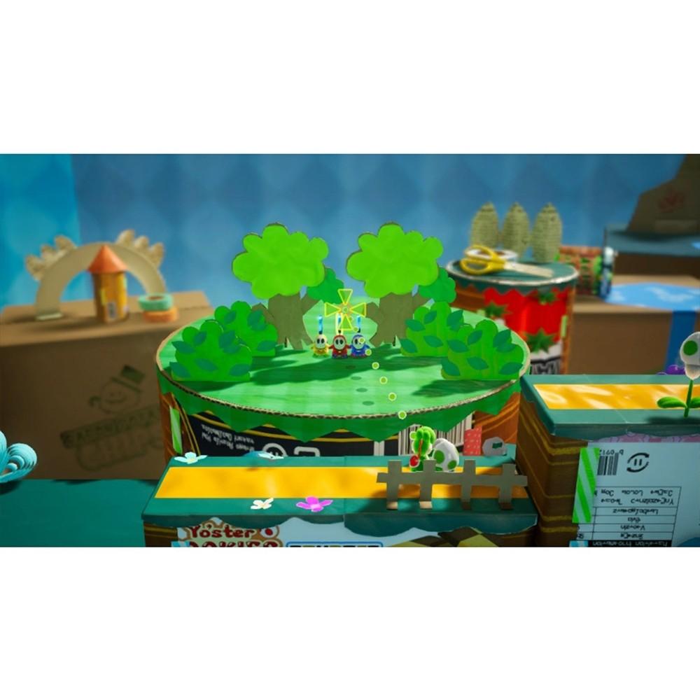 Jogo Nintendo Switch Yoshi's Crafted World