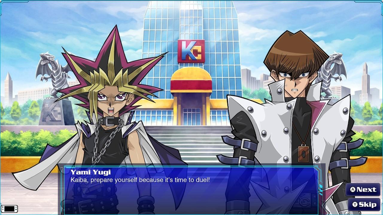Jogo Nintendo Switch Yu Gi Oh Legy Of The Duelist