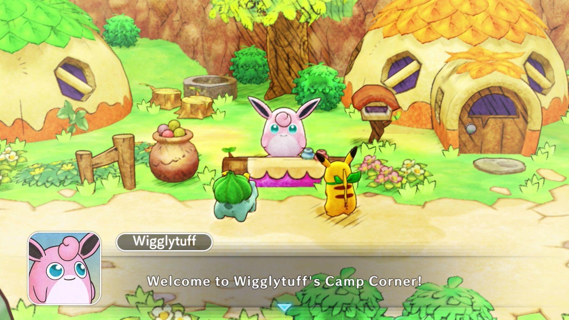 Jogo Nitendo Switch Pokemon Mystery Dungeon Rescue Team Dx