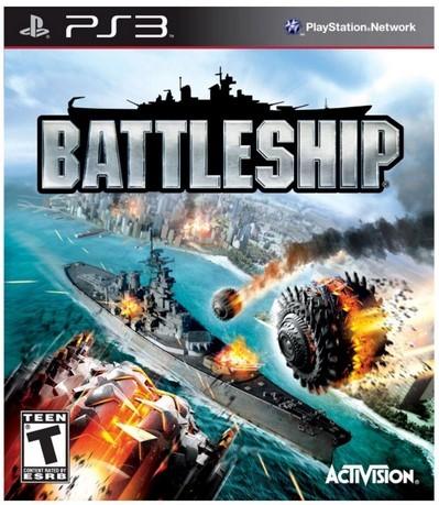 Jogo Novo PS3 Battleship