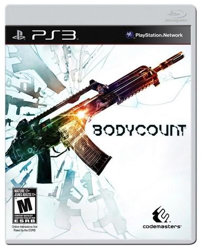 Jogo Novo PS3 Bodycount