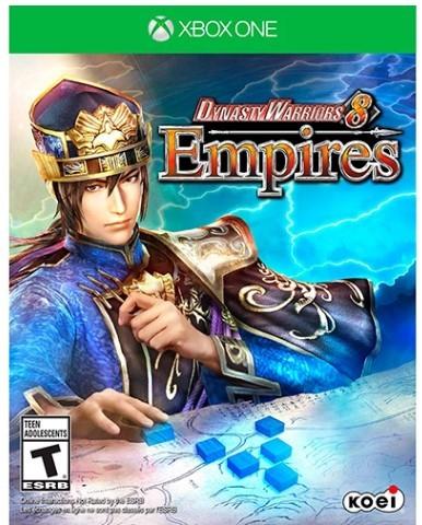 Jogo Novo Xone Dynasty Warriors 8 Empires