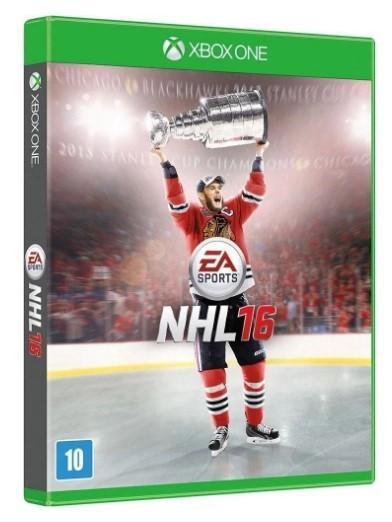 Jogo Novo Xone NHL 16